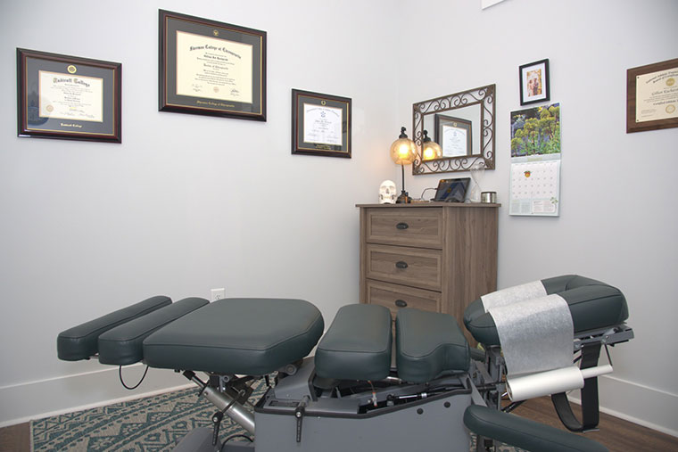 Chiropractic Lab